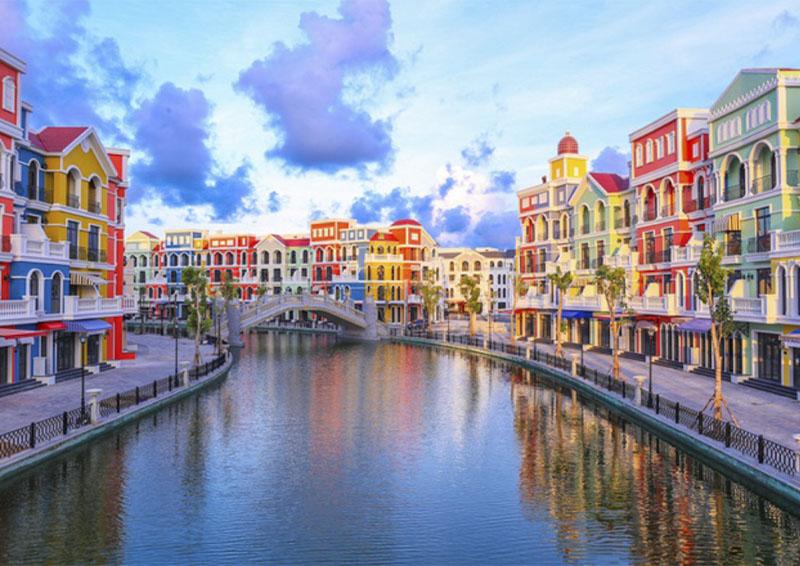 Shophouse Shanghai trực diện sông Venice, ký HD trực tiếp CDT