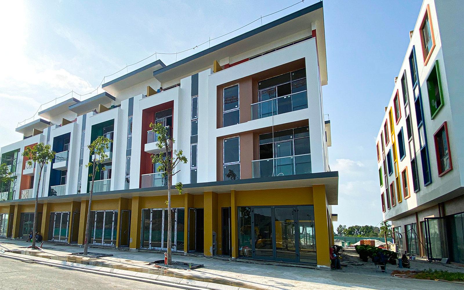 Tiến độ dự án Meyhomes Capital Phú Quốc T4/2021