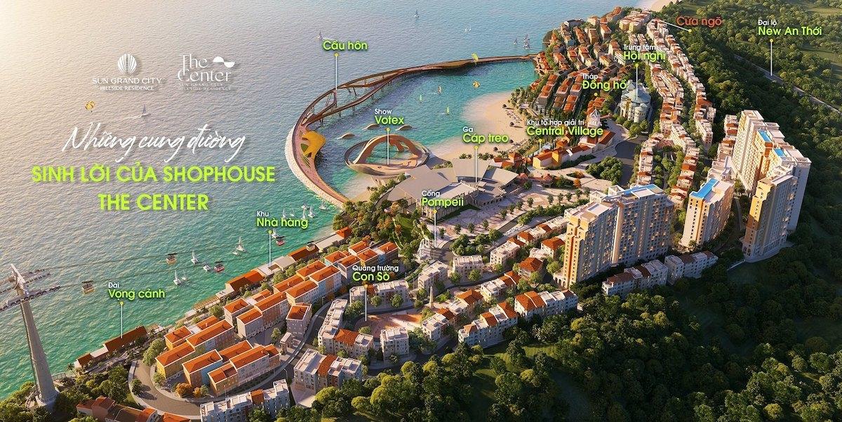 Hệ sinh thái tại thị trấn Địa Trung Hải, Phú Quốc
