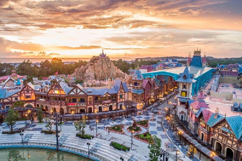 Vinwonder - Công viên chủ đề lớn nhất Việt Nam