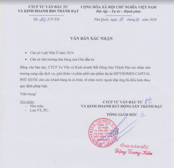 Giải đáp thắc mắc về tính pháp lý Meyhomes Capital Phú Quốc(P3)