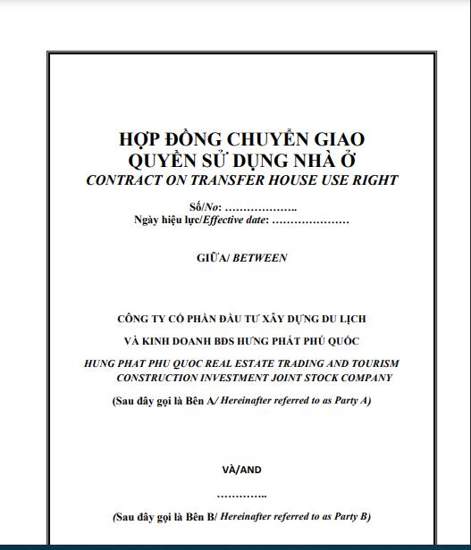 Giải đáp thắc mắc về tính pháp lý Meyhomes Capital Phú Quốc(P2)
