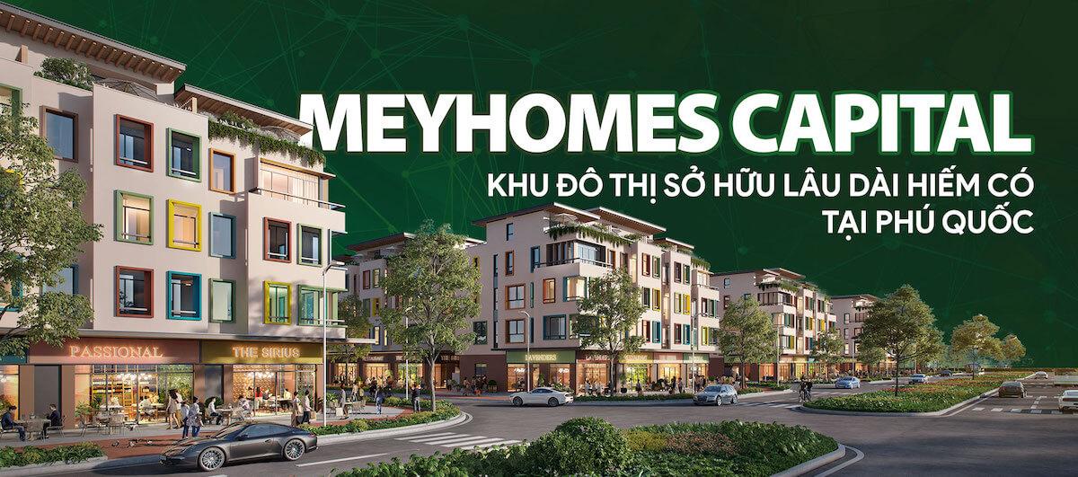 Giới thiệu đại đô thị Meyhomes Capital 260ha tại Phú Quốc
