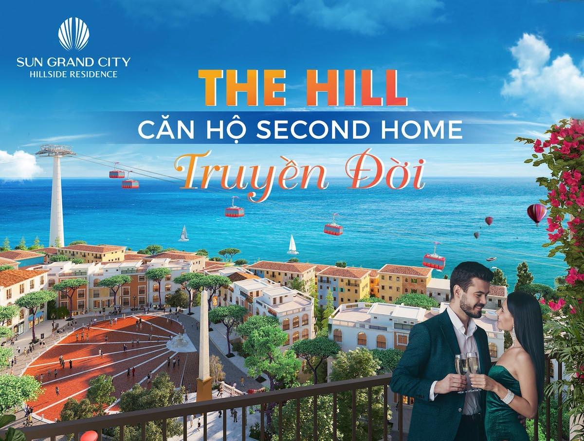 Sức hút căn hộ triền đồi hướng biển – The Hill Phú Quốc